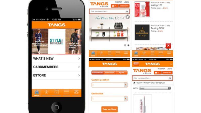 Tangs App