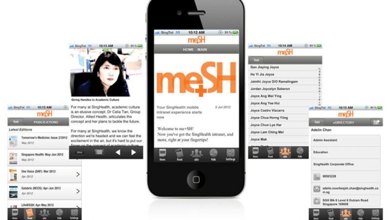 Polyclinics MESH App