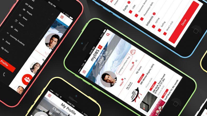 DBS My DBS App