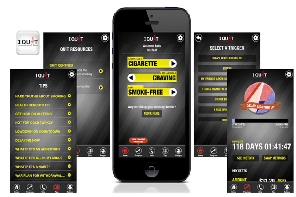 iQuit App
