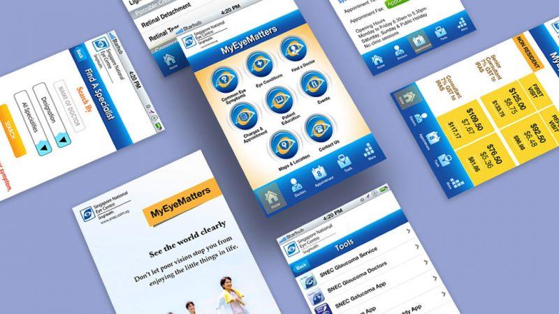 SNEC My Eye Matters App