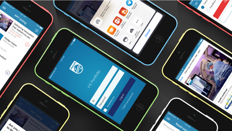 Philips File Manager App